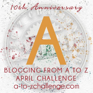 A is for Advocacy on The Road We've Shared  A to Z Blogging Challenge