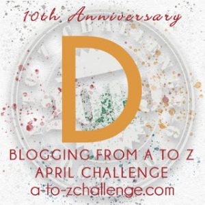 Dignity of Risk on the April A to Z Blogging Challenge