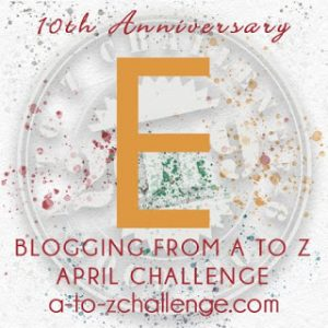 Education on the April A to Z Blogging Challenge