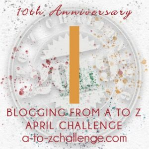 Information on the A to Z Blogging Challenge on The Road We've Shared