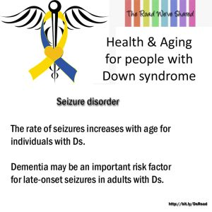 Health and Aging for people with Down syndrome